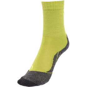 Falke TK2 Trekking Socks Kids lime